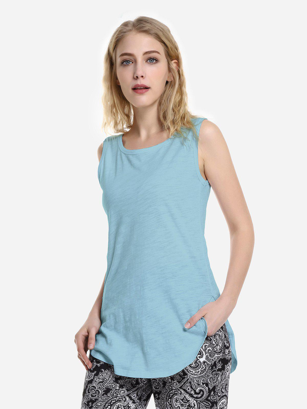 Buy Round Neck Tank Top