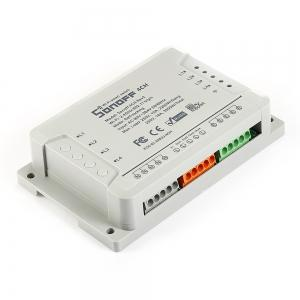SONOFF 4CH Rev2 4 Channel Wireless WiFi Smart Switch -