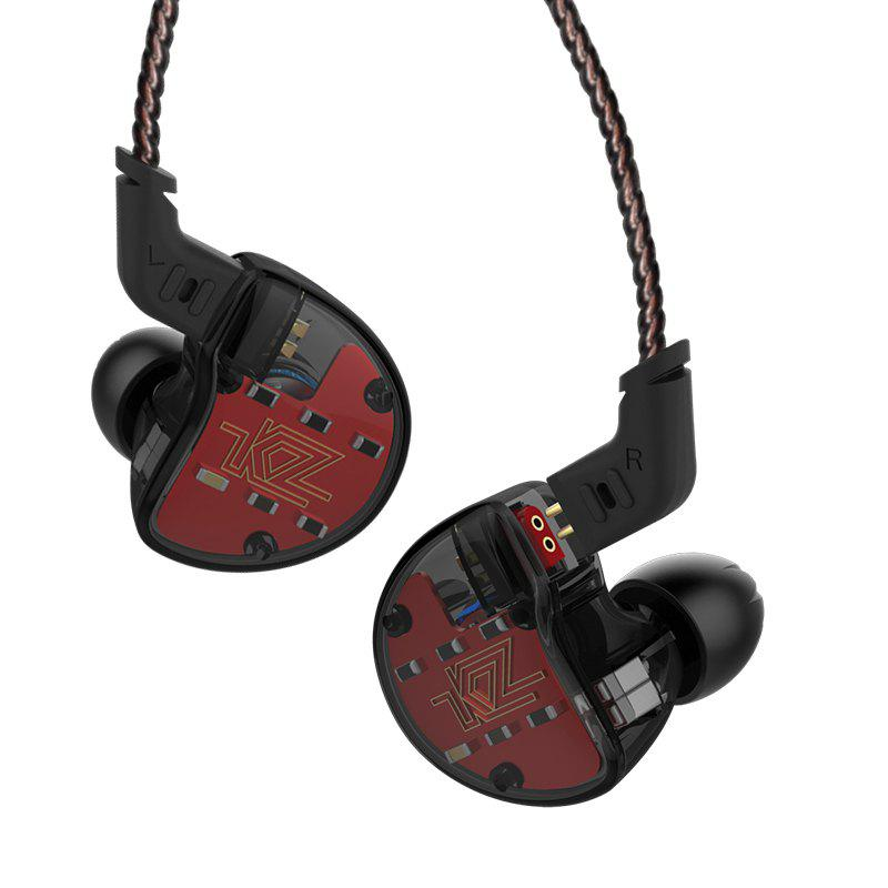 Outfit KZ ZS10 HiFi Hybrid Earphone Wired Earbuds