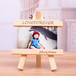 Creative Practical Wooden Photo Frame -