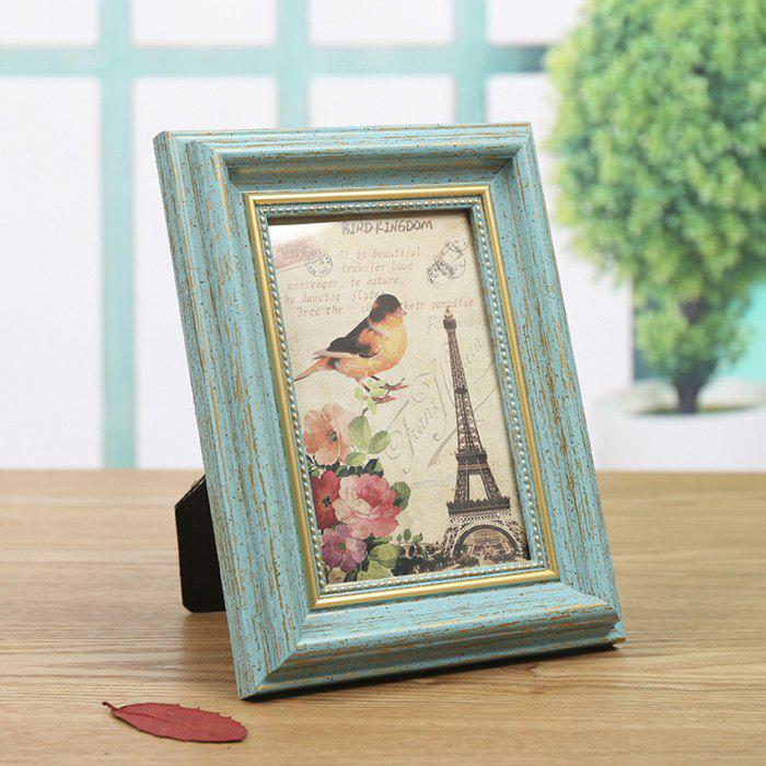 Sale Creative Practical European Style Wooden Photo Frame