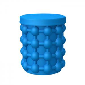 Space-saving Ice Cube Maker Silicone Beverages Cold Helper -