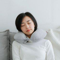 Xiaomi 8H U Shape Design Memory Cotton Pillow -