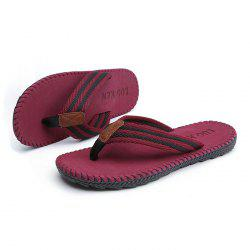 Men Casual Outdoor Beach Breathable Slippers -