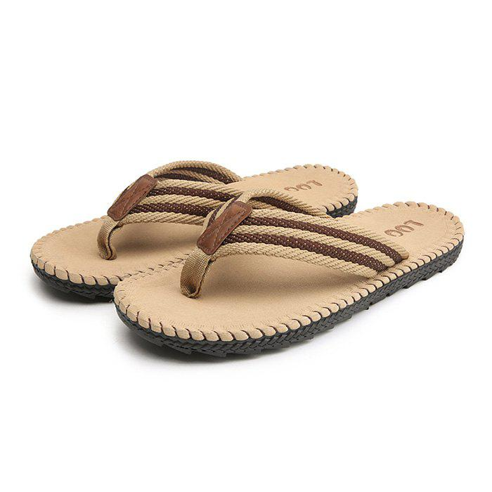 Unique Men Casual Outdoor Beach Breathable Slippers