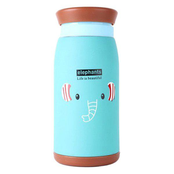 Discount Creative Cute Cartoon Stainless Steel Children Thermos Cup