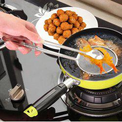 Stainless Steel Convenient Mesh Food Strainer -