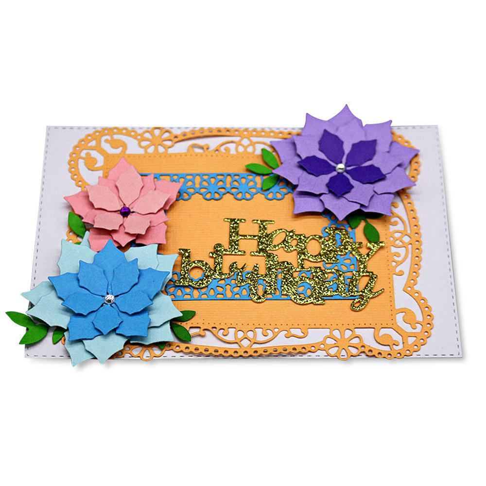 45 off greeting card cover patterns embossing cutting