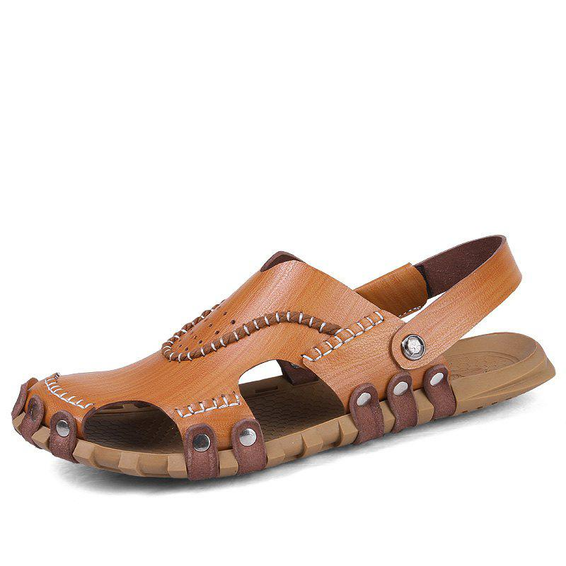 Trendy Men Cool Dual-use Sandals
