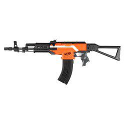 WORKER AK Style ABS Tail Bracket for Toy Gun -