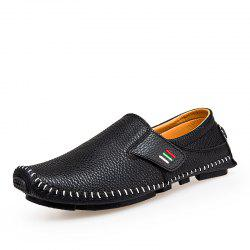 Men Chic Slip-on Casual Leather Shoes -