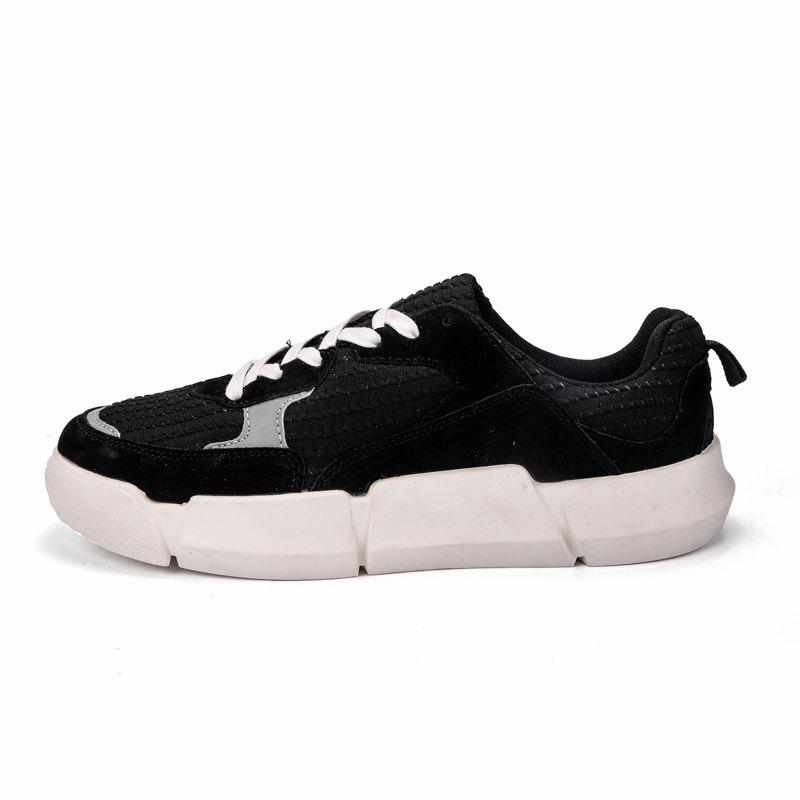 Buy Men Fashion Lace-up Flat Shoes