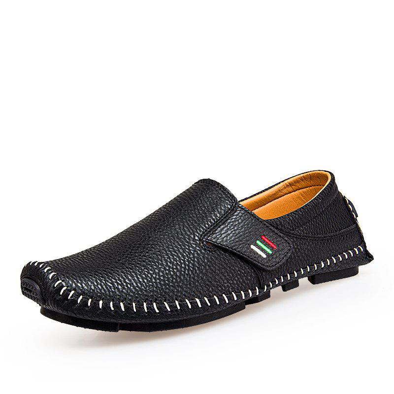 Sale Men Chic Slip-on Casual Leather Shoes