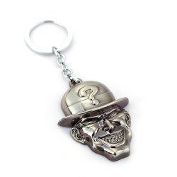 Cartoon Mask Key Chain -
