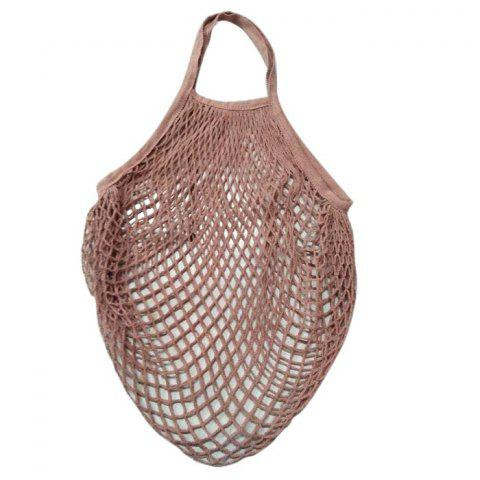 Supermarket Portable Cotton Fruit Net Ping Bags