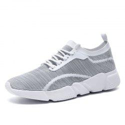 SUROM Trendy Breathable Sports Casual Chaussures pour hommes -