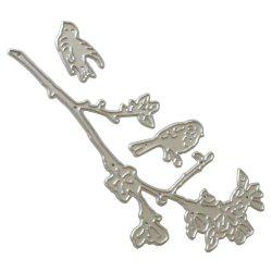 MS - 384 DIY Carbon Steel Bird Plate Cutting Die for Scrapbook 1pc -