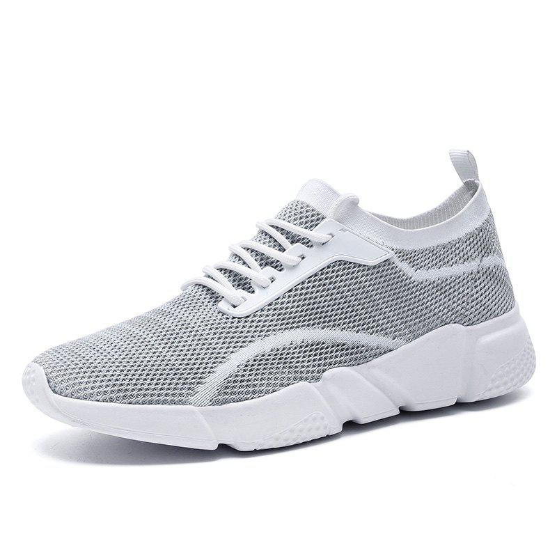 SUROM Trendy Breathable Sports Casual Chaussures pour hommes