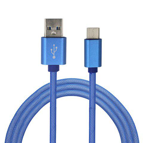 Buy Mini Smile 3.4A Quick Charge Usb 3.1 Type-C To Usb 2.0 Charging Data Transfer Cable 100CM