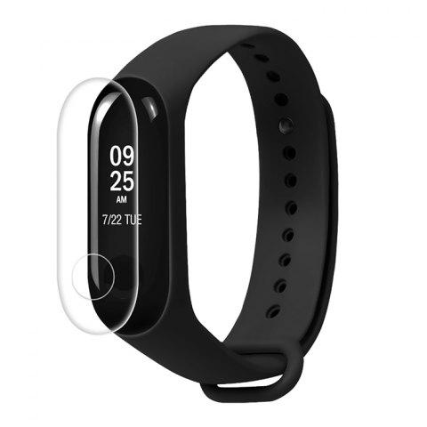 Hot TPU Soft High Definition Screen Protector Explosion-proof Protective Film for Xiaomi Mi Band 3 2PCS