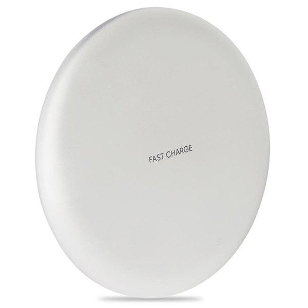 Shops 10W Fast Charge Qi Wireless Charger Pad for Qi-devices