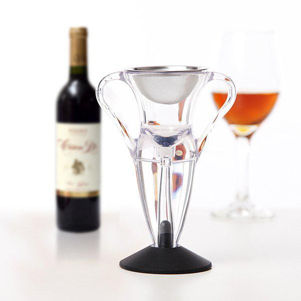 Cheap LFK - 004A Magic Fast Decanter Angel Red Wine Aerator Gift