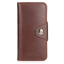 Leather Business Wallet -