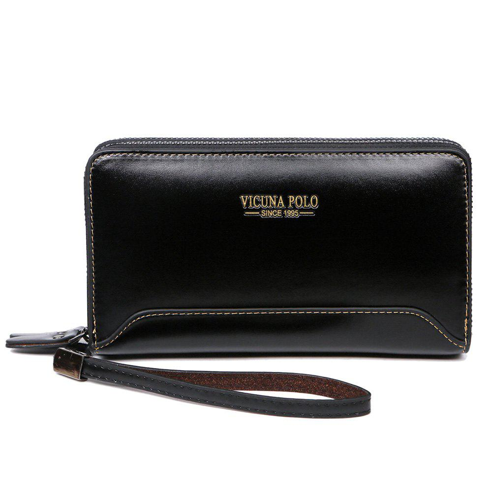 Latest VICUNAPOLO Trendy Multifunctional Clutch Wallet for Men