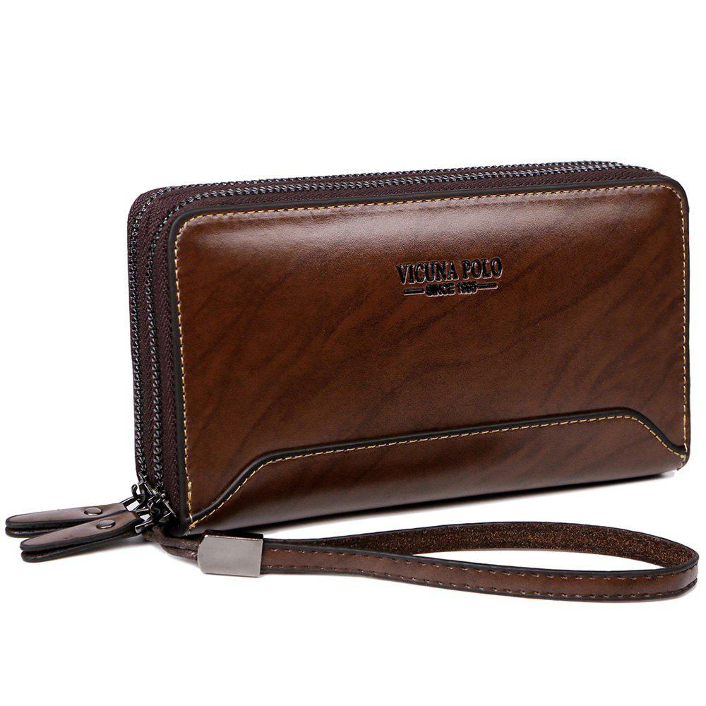 Outfits VICUNAPOLO Trendy Multifunctional Clutch Wallet for Men