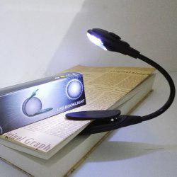 LED Reading Lamp Mini Night Light with Clip -