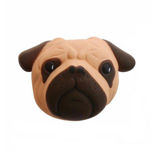 Affordable Scented Jumbo Squishy Slow Rising Decompression Toys Pug Dog Stress Reliever