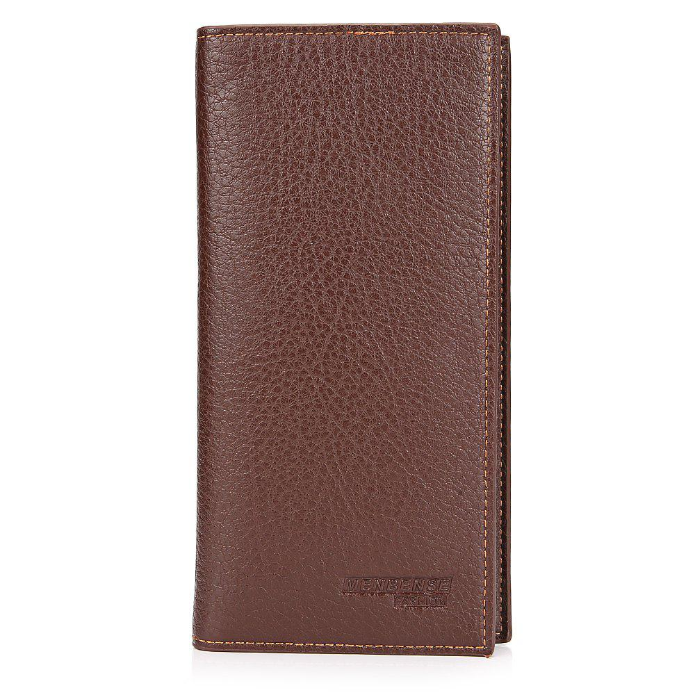 Fashion Durable Leather Fashion Wallet