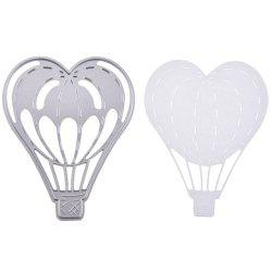 Hot-air Balloon Pattern Embossing Cutting Dies for DIY Scrapbook Album Paper Card Making -