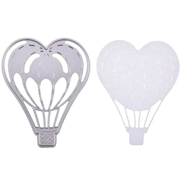 Shops Hot-air Balloon Pattern Embossing Cutting Dies for DIY Scrapbook Album Paper Card Making