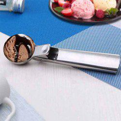 7 inch Stainless Steel Ice Cream Scoop -