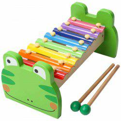 Topbright 8 Tone Glockenspiel Xylophone Piano Kids Music Toy -