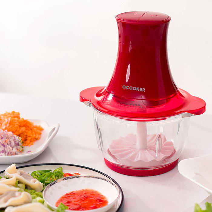 Outfits Multifunction 1.2L Efficient Double Gears Meat Grinder from Xiaomi Youpin
