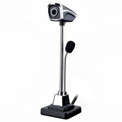 High Definition Camera Webcam with Microphone for Laptop Desktop -