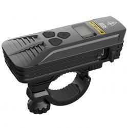 NiteCore BR35 1800LM Dual Light Source Rechargeable Bicycle Lamp -