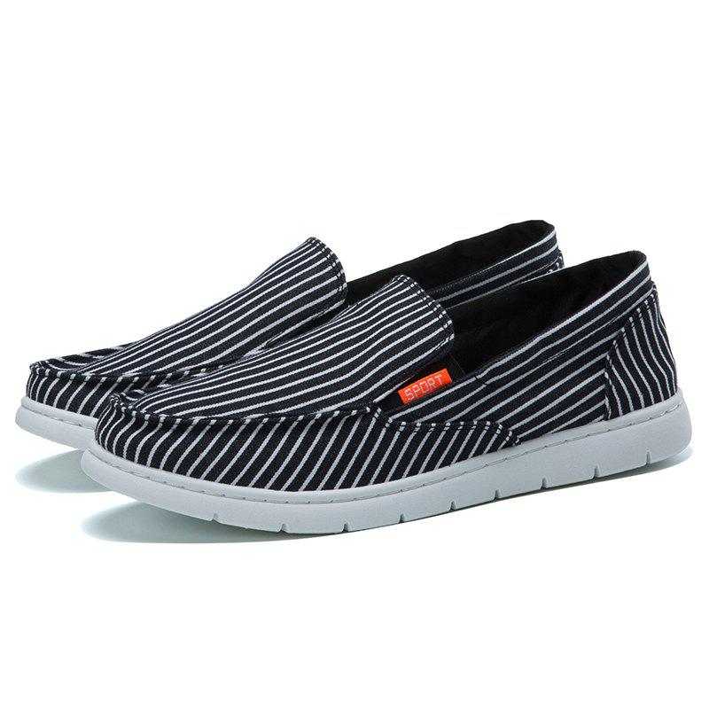 Trendy Breathable Cloth Casual Shoes
