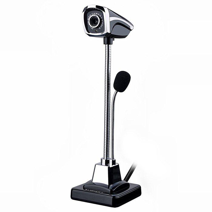 Outfits High Definition Camera Webcam with Microphone for Laptop Desktop