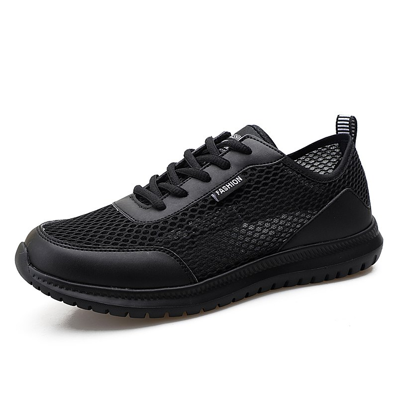Cheap Trendy Breathable Lace-up Causal Shoes for Men