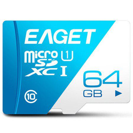 Shops EAGET T1 Class 10 80MB/s TF Card 64GB