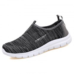 Trendy Breathable Slip-on Causal Shoes for Men -
