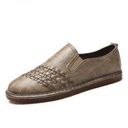 Lightweight Leather Casual Shoes -