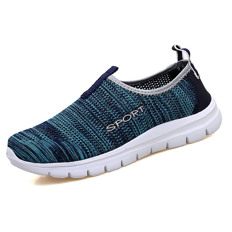 New Trendy Breathable Slip-on Causal Shoes for Men