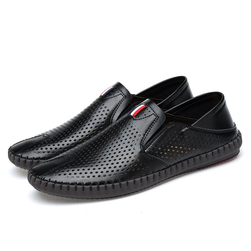 Buy Soft Microfiber Leather Men Casual Shoes