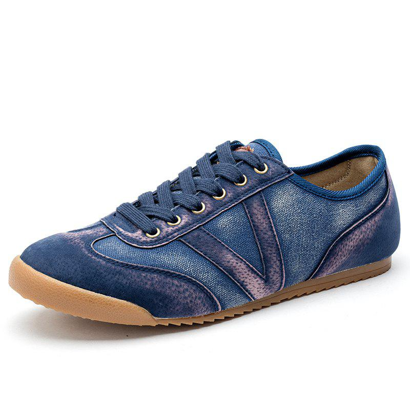 Cheap Trendy Light Lace-up Causal Shoes for Men