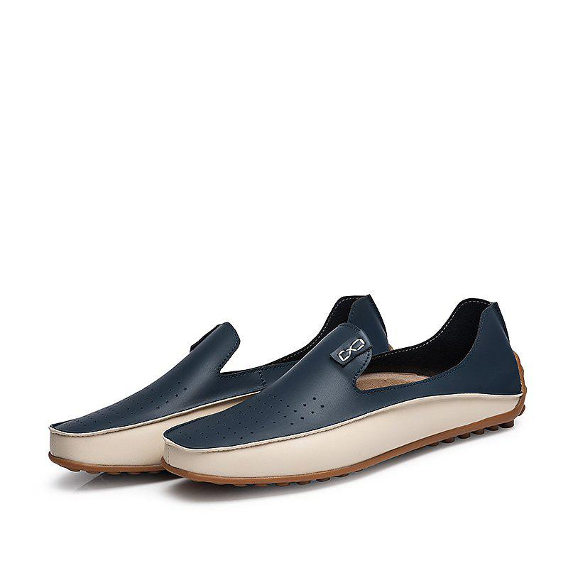 Fancy Comfortable Soft PU Casual Shoes