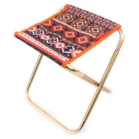 Latest Trendy Foldable Stool for Camping Fishing Train